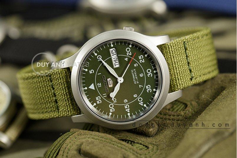 6 SỰ THẬT VỀ DÂY ĐỒNG HỒ DÂY NATO BẠN CHƯA TỪNG BIẾT ĐẾN
