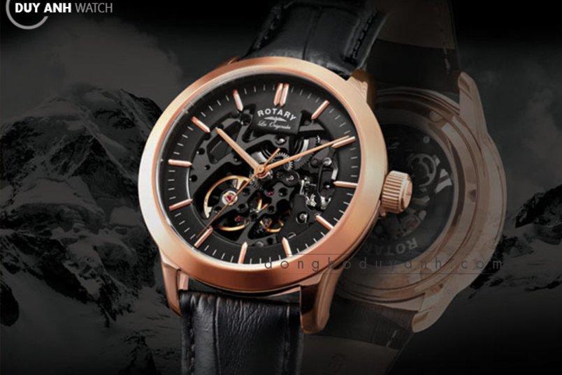 Lịch sử thương hiệu đồng hồ Rotary
