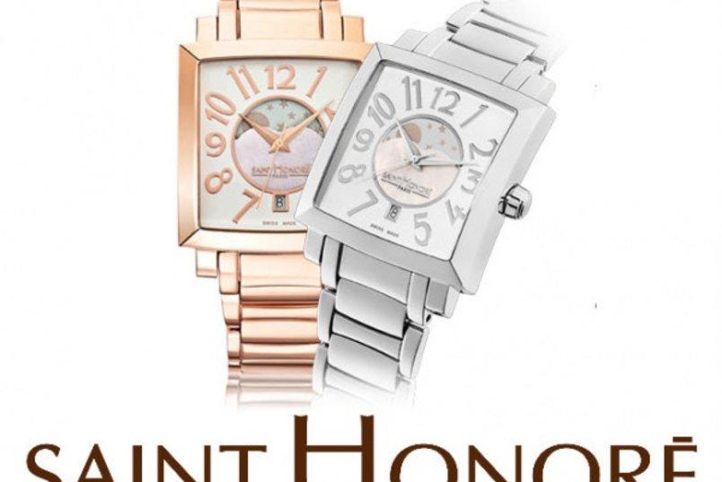 Lịch sử thương hiệu đồng hồ SAINT HONORE
