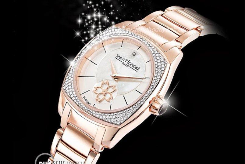 Saint Honoré - Ngày trở lại của thương hiệu đồng hồ