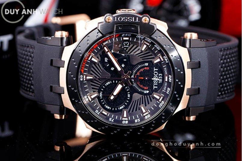 TISSOT T-RACE MOTOGP 2018 LIMITED EDITION T115.417.37.061.00 - MẠNH MẼ TRONG THIẾT KẾ THỂ THAO ĐỘT PHÁ