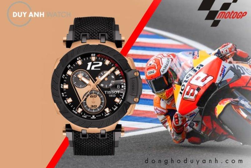 TISSOT T115.417.37.057.00 - KHÁM PHÁ THẾ HỆ T-RACE MOTOGP 2019