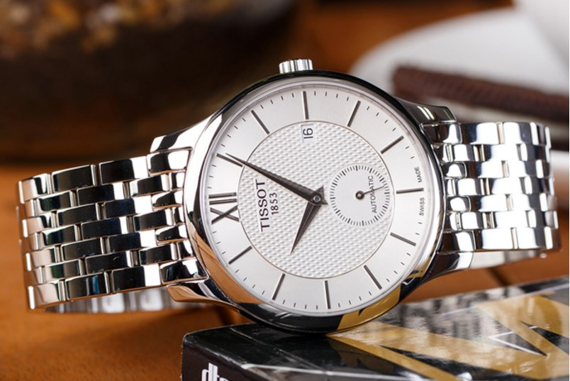 TISSOT TRADITION AUTOMATIC SMALL SECOND TISSOT T063.428.11.038.00