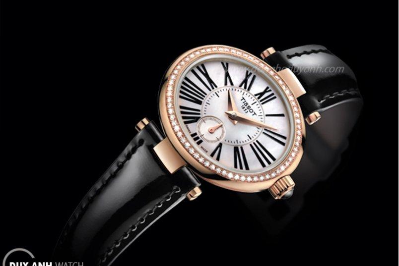Đồng hồ Tissot và ba tạo tác tại BaselWorld 2014