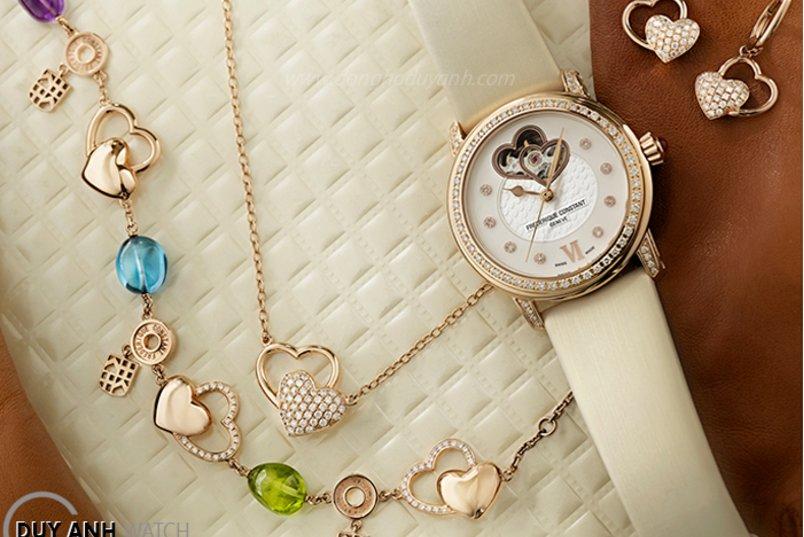 Tự hào thương hiệu đồng hồ Frederique Constant