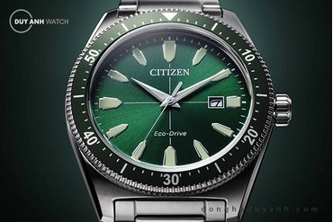 CITIZEN VINTAGE BRYCEN SPORT AW1598-70X - PHONG CÁCH THỂ THAO MỚI