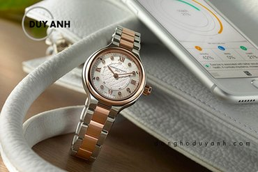 ĐÁNH GIÁ ĐỒNG HỒ FREDERIQUE CONSTANT HOROLOGICAL SMARTWATCH FC-281WHD3ER2B