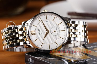 ĐÁNH GIÁ: TISSOT TRADITION AUTOMATIC SMALL SECOND T063.428.22.038.00