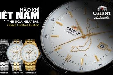 Phiên bản Orient Limited Edition 2015