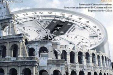 BỘ SƯU TẬP MIDO ALL DIAL – SỰ LƯU GIỮ KIẾN TRÚC ĐỘC ĐÁO CỦA ĐẤU TRƯỜNG LA MÃ NIÊN ĐẠI 2000 NĂM