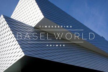 PHONG CÁCH RETRO  ĐẾN TỪ BASELWORLD 2017