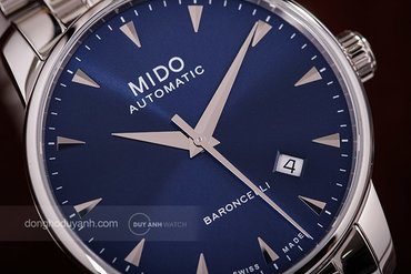 SO SÁNH MIDO BARONCELLI MIDNIGHT BLUE GENT M8600.4.15.1 VÀ TISSOT CARSON PREMIUM POWERMATIC 80 T122.407.11.031.00
