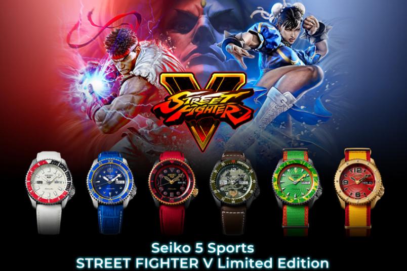 SEIKO 5 SPORT 2020 MỚI NHẤT - STREET FIGHTER (Phần 2)