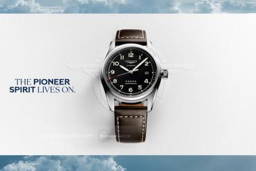 Đồng hồ Longines Spirit - Tinh thần của những nhà tiên phong
