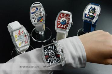 10 thương hiệu đồng hồ độc lạ tại Nhật Bản