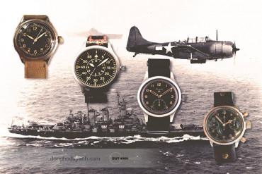 Tìm hiểu về lịch sử ngành sản xuất đồng hồ Thụy Sỹ