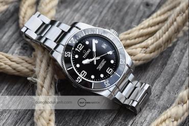 Seascoper 600 – Một bước tiến quan trọng của Titoni với đồng hồ lặn