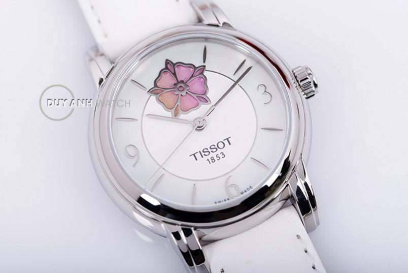 """TISSOT LADY HEART FLOWER POWERMATIC 80 T050.207.17.117.05 - SỰ QUYẾN RŨ NỮ TÍNH TỪ """"TRONG RA NGOÀI"""""""
