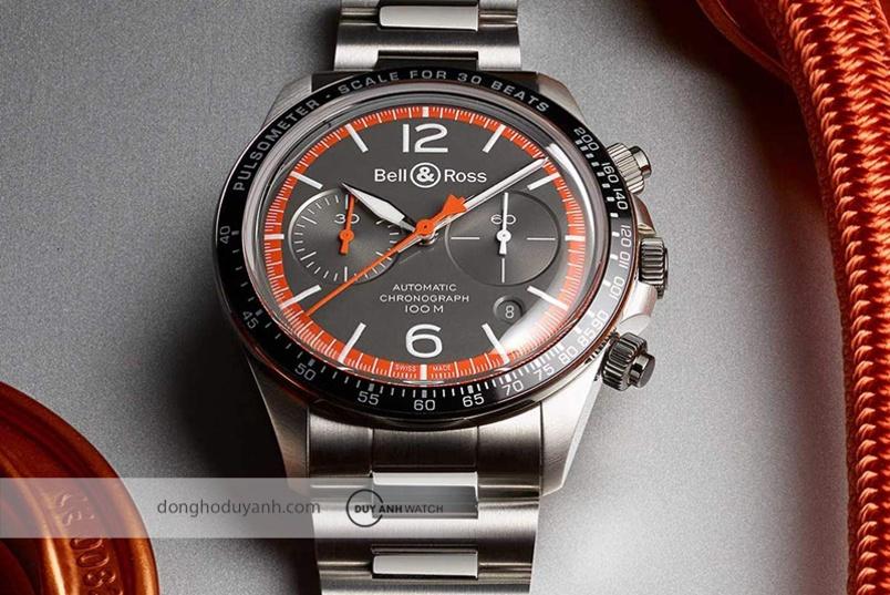 Thang đo xung nhịp (pulsometer-scale) trên đồng hồ là gì?