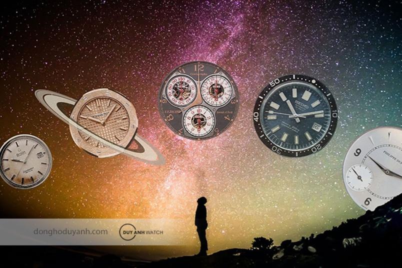 Lựa chọn đồng hồ thích hợp với cung hoàng đạo của bạn