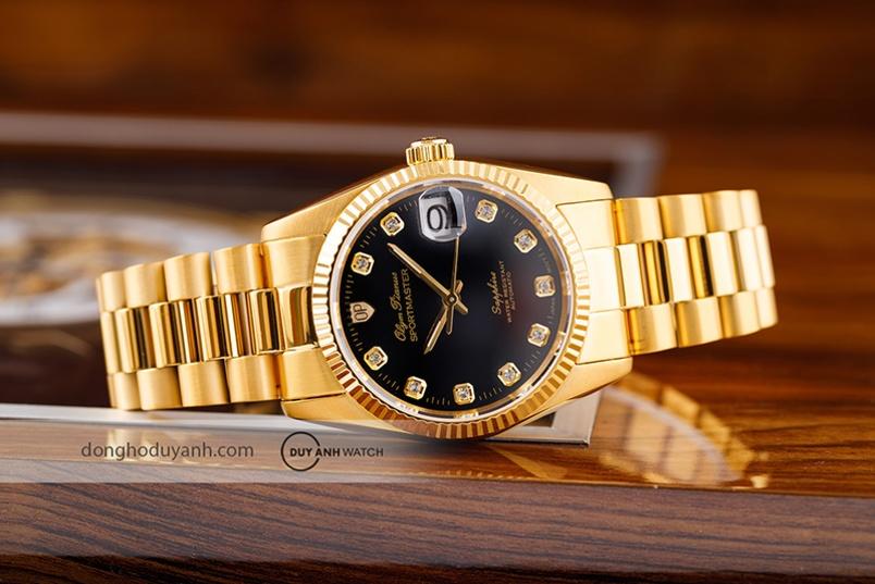 7 mẫu đồng hồ cơ có mức giá dưới 5 triệu tốt nhất