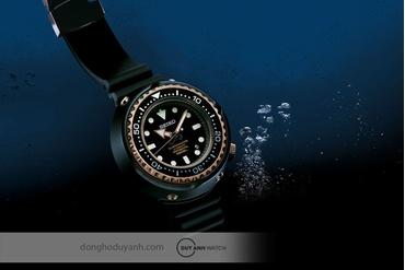 BaselWorld 2015: Seiko Prospex Marinemaster – Kỷ niệm 50 năm ra mắt chiếc đồng hồ lặn đầu tiên