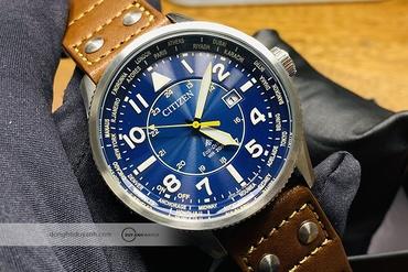 Top 8 mẫu đồng hồ phi công hot nhất hiện nay