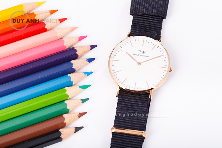 DANIEL WELLINGTON CORNWALL DW00100259