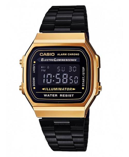 Đồng Hồ Casio A168WEGB-1BDF