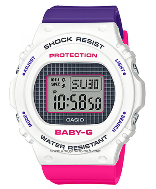 Đồng Hồ Casio Baby-G BGD-570THB-7DR