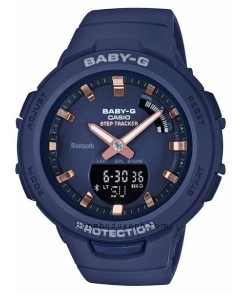 Đồng Hồ Casio Baby-G BSA-B100-2ADR