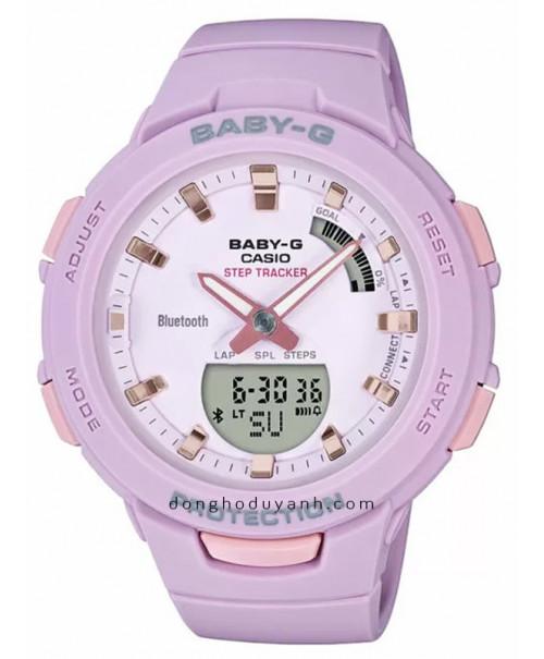 Đồng Hồ Casio Baby-G BSA-B100-4A2DR