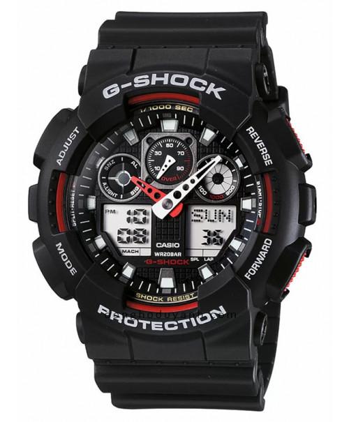 Đồng Hồ Casio G-Shock GA-100-1A4DR