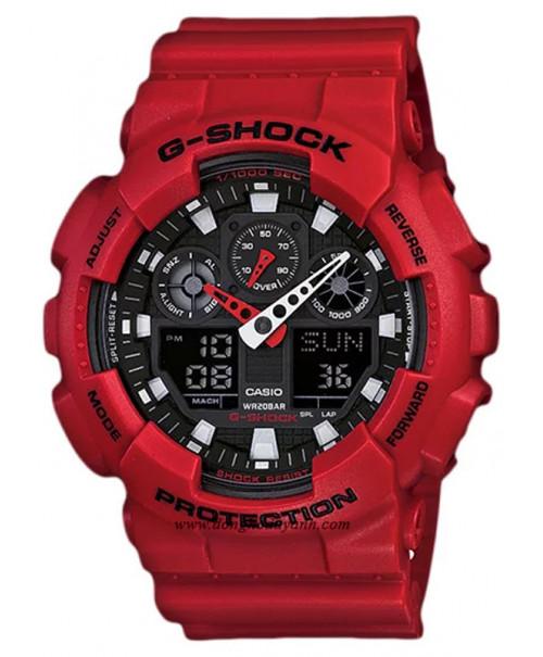 Đồng Hồ Casio G-Shock GA-100B-4ADR