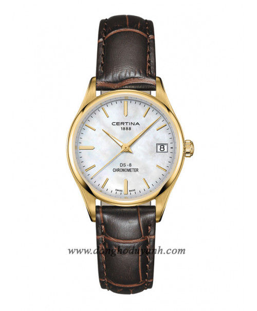 Đồng Hồ Certina Ds-8 Lady Chronometer C033.251.36.111.00