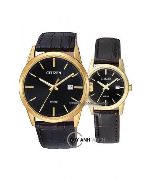 Đồng hồ đôi Citizen BI5002-06E và EU6002-01E