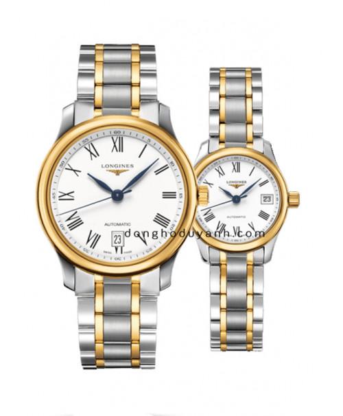 Đồng hồ đôi Longines L2.628.5.11.7 và L2.128.5.11.7
