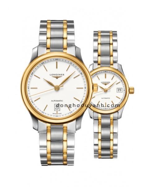 Đồng hồ đôi Longines L2.628.5.12.7 và L2.128.5.12.7