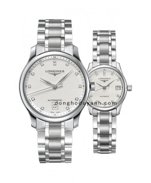 Đồng hồ đôi Longines L2.628.4.77.6 và L2.128.4.77.6