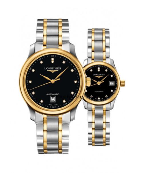 Đồng hồ đôi Longines L2.628.5.57.7 và L2.128.5.57.7