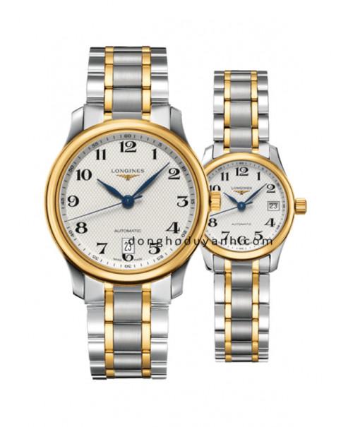 Đồng hồ đôi Longines L2.628.5.78.7 và L2.128.5.78.7