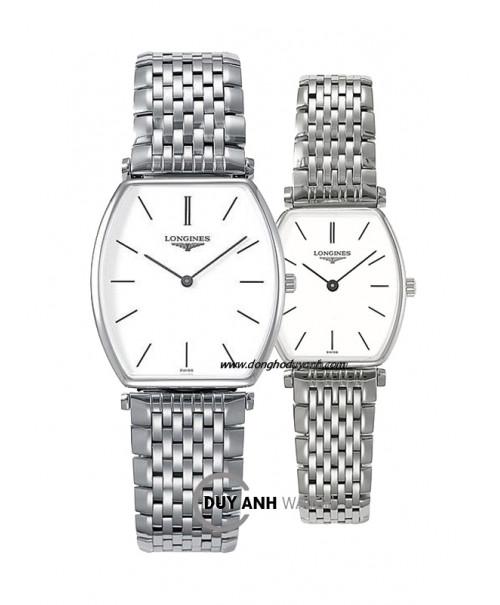 Đồng hồ đôi Longines L4.705.4.12.6 và L4.205.4.12.6