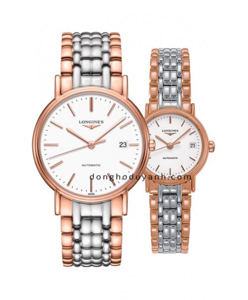 Đồng hồ đôi Longines L4.921.1.12.7 và L4.321.1.12.7