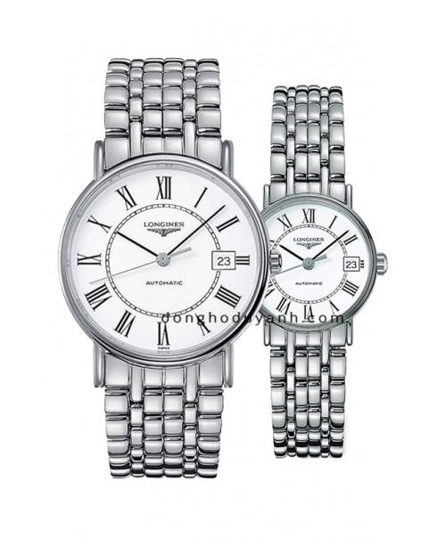 Đồng hồ đôi Longines L4.921.4.11.6 và L4.321.4.11.6