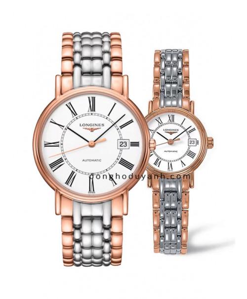 Đồng hồ đôi Longines L4.921.1.11.7 và L4.321.1.11.7