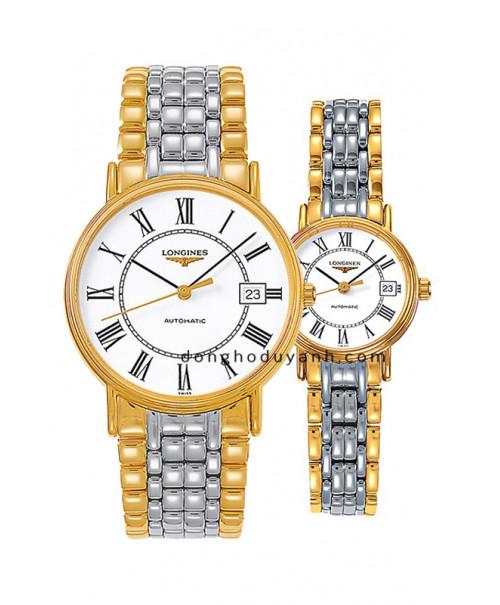 Đồng hồ đôi Longines L4.921.2.11.7 và L4.321.2.11.7