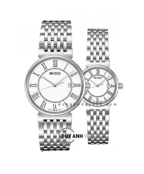 Đồng hồ đôi Mido M1130.4.26.1 và M2130.4.26.1