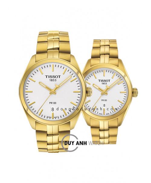 Đồng hồ đôi Tissot T101.410.33.031.00 và T101.210.33.031.00