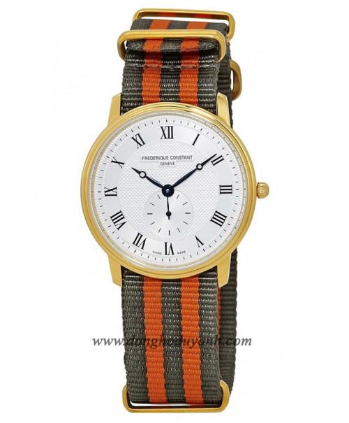 Đồng hồ Frederique Constant FC-235M4S5-GR-ORANGE