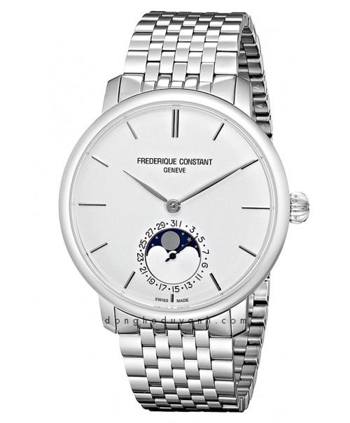 Đồng hồ Frederique Constant Slimline Moonphase FC-705S4S6B